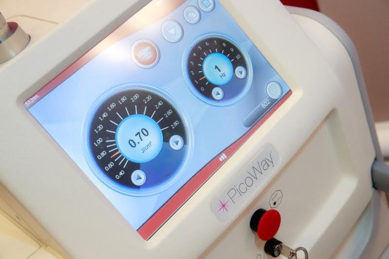 PicoWay laserapparatuur